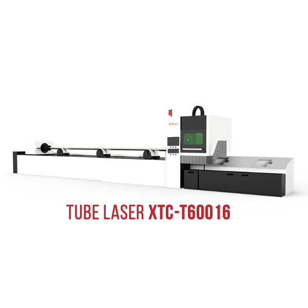 Profesiolnálny stroj na rezanie kovových profilov laserom, tube laser | Tubelaser.sk